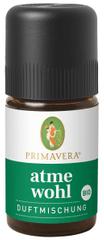 Primavera Směs éterických olejů Cold Comfort Bio Proti chřipce a nachlazení 5 ml