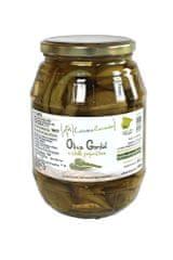 Lozano Červenka Olivy Gordal s chilli papričkou, 450g