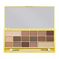 Makeup Revolution Paletka očných tieňov I ♡ Chocolate - Naked Chocolate 22 g