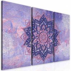 InSmile Obraz jemná mandala Velikost: 90x60 cm