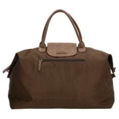 Enrico Benetti unisex hnědá cestovní taška 66460