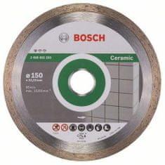 BOSCH Professional diamantový dělicí kotouč Standard for Ceramic 150 mm