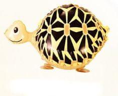 Fóliový chodiaci balónik korytnačka - 57 cm