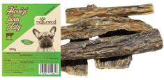 NATURECA Sušený hovädzí pažerák pláty 250 g