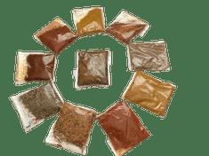 Ramram Koření Mňam Mňam - MAXI balení - balíček MIX nejoblíbenějších 10 druhů