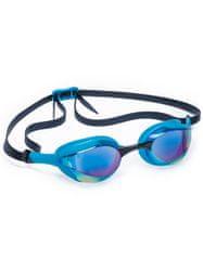 Mad Wave Plavecké brýle ALIEN RAINBOW azurovo/černé