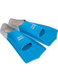 Mad Wave Plavecké tréninkové ploutve krátké silikonové