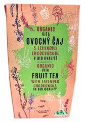 Levandulové údolí BIO Vitafruit sypaný čaj s Levandulí Chodouňskou