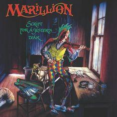 Marillion: Script For A Jester's Tear (4x CD + BD) - CD + Blu-ray