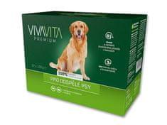Vivavita Briketi za pse, 12x100 g