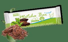 Natural Bars Matcha Bar - čokoládová tyčinka s mátou a zeleným čajem Matcha