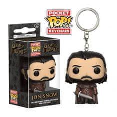 Funko Klíčenka Hra o trůny / Game of Thrones - Jon Snow New Variant