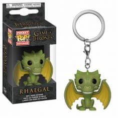 Funko Klíčenka Hra o trůny / Game of Thrones - Rhaegal