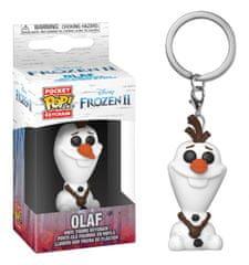 Klíčenka Funko POP! Ledové království / Frozen - Olaf