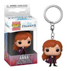 Funko Klíčenka Ledové království / Frozen - Anna