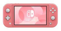 Nintendo Nintendo Switch Lite igraća konzola, koraljna