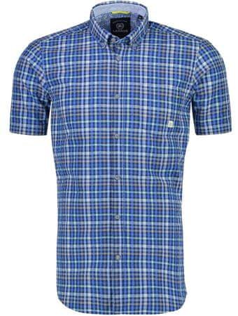 Lerros férfi ing 2032150, M, kék