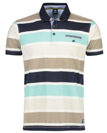 Lerros moška polo majica 2033255, L, večbarvna