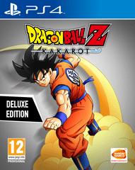 Namco Bandai Games Dragon Ball Z: Kakarot - Deluxe Edition igra (PS4)