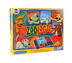 Fox Mind Logická hra - ZOOLOGIC