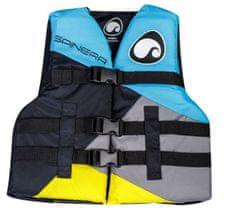 SPINERA Deluxe Nylon 50N plavalni jopič, otroški, 30-40 kg