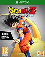 Namco Bandai Games Dragon Ball Z: Kakarot - Deluxe Edition igra (Xbox One)