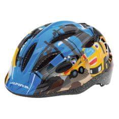 Alpina Sports otroška kolesarska čelada Gamma 2.0 construction, 46-51