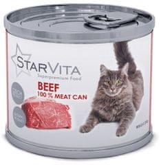 Starvita konzerva hovězí mleté 200 g