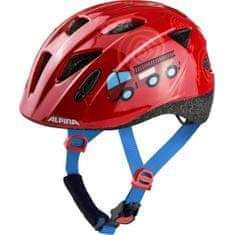 Alpina Sports dječja biciklistička kaciga XIMO firefighter, 49-54