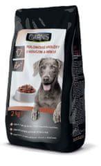 Carnis Polomäkké granule pre psov 2 kg