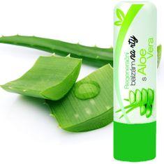 Natura Medic Regenerační balzám na rty - Aloe vera