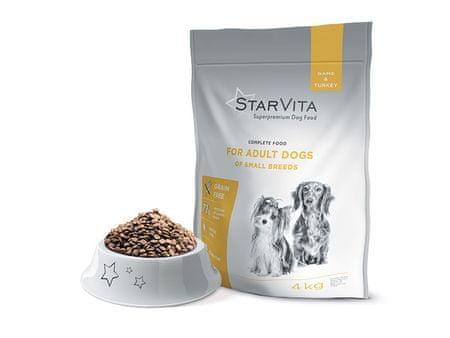 Starvita briketi za odrasle pse majhnih pasem, 4 kg