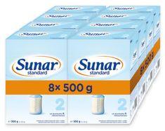 Sunar Standard 2, 8x 500g
