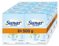 Sunar Standard 3, 8x 500g