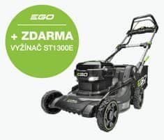 EGO Power Plus Akumulátorová kosačka LM2021E-SP 50cm s pojazdom s 5.0 Ah batériou