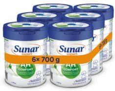 Sunar Expert AR+Comfort 2, 2x (3x 700g)