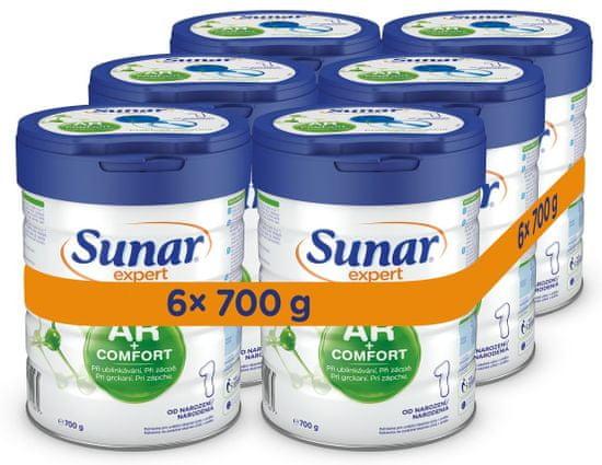 Sunar Expert AR+Comfort 1, 2x (3x 700g)