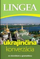 autor neuvedený: Ukrajinčina - konverzácia so slovníkom a gramatikou-2.vyd.