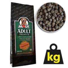 MOLY PREMIUM ADULT 29/15 15kg prémiové krmivo pre dospelých psov