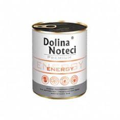 DOLINA NOTECI PREMIUM ENERGY 800g konzerva pre dospelých aktívnych psov všetkých plemien