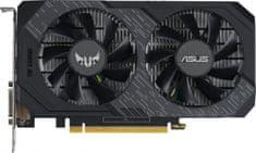 Asus TUF Gaming GeForce GTX 1650 OC grafična kartica (TUF-GTX1650-O4G-GAMING)
