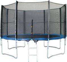 Sulov trampolína 366 cm x 89, sieť, rebrík