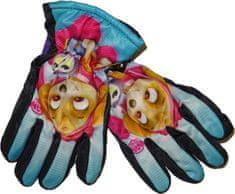 Nickelodeon Zimní rukavice Paw patrol.