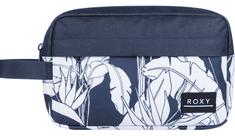 Roxy Beautifully Mood Indigo Flying Flowers ženska toaletna torbica