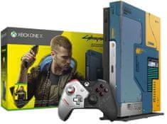 Microsoft Xbox One X 1 TB igraća konzola, Cyberpunk 2077 Limited Edition (FMP-00253)