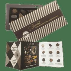 Jordan Bonboniéra - hořko-mléčný čokoládový dezert