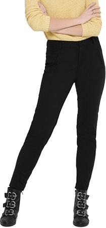 """ONLY Ženske hlače Strike gleženj hlače Wvn """"32 Black (Velikost XS)"""