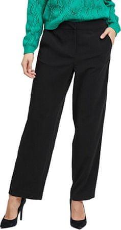 VILA Ženske hlače Vinathalia Pant Black (Velikost 36)