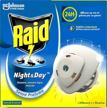 Raid električni aparat night&day