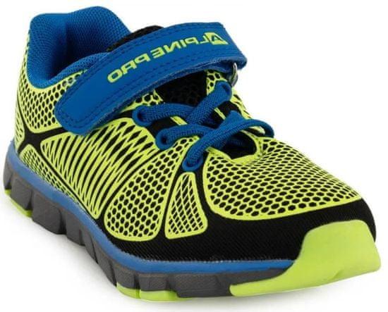 ALPINE PRO chlapčenská športová obuv KBTR241530 28 modrá